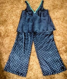 Gilligan O'Malley pajama set size large